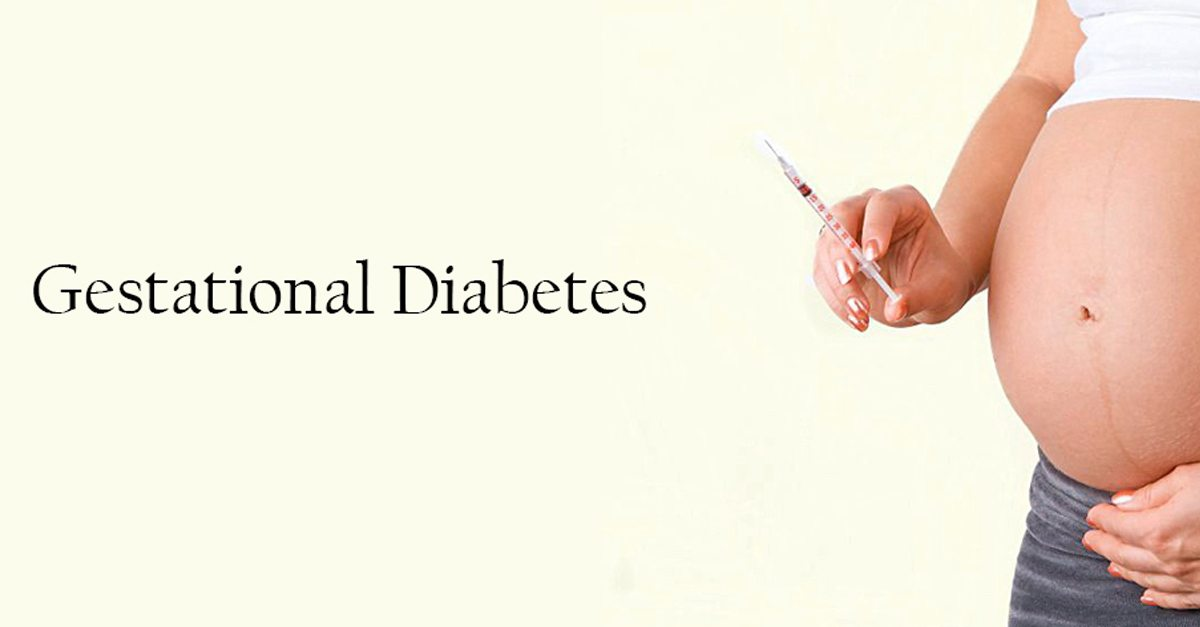 what is gestational diabetes Gestational diabetes is a type of diabetes that affects some women during pregnancy (approximately 1 in 20 of all pregnancies) usually, it's just a temporary condition that starts during pregnancy and then goes away after birth, although frequently, diabetes does return after pregnancy, usually later in life.