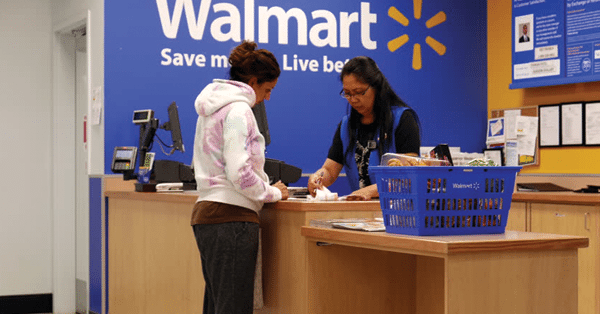 Woman Goes To Walmart To Return Item, Ends Up Going To Jail