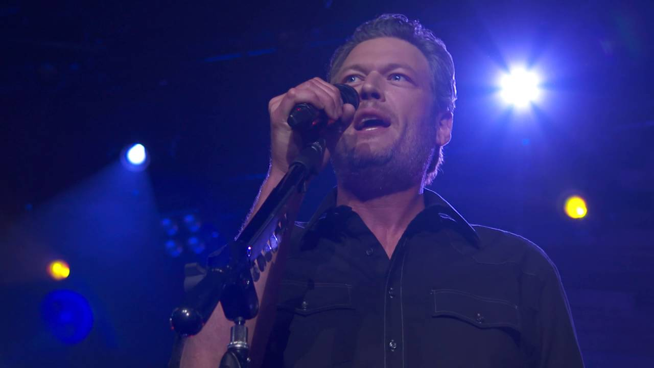Blake Shelton writes a song about Jesus after a dream from God
