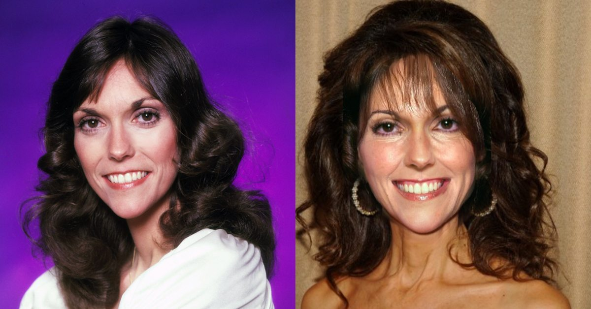 what karen carpenter would look like if she were alive