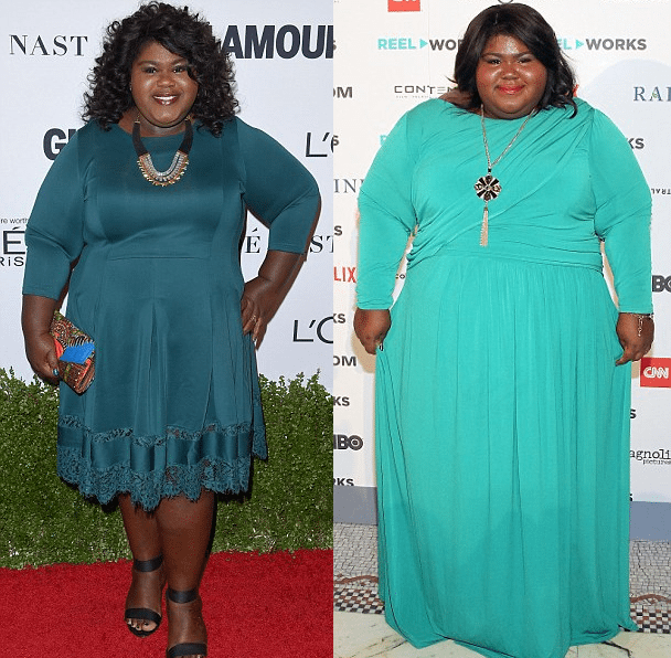Precious Star Gabourey Sidibe S Huge Weight Loss Transformation