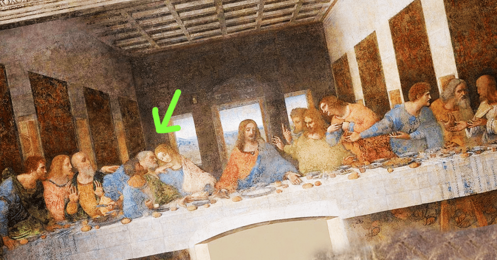 The Last Supper Painti...