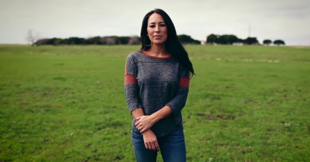 Joanna Gaines Shares Powerful Testimony: I Think This is